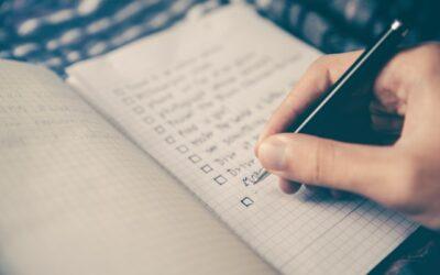 Huis verkopen? Maak gebruik van deze checklist!